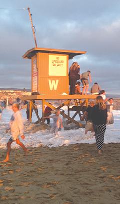 The Wedge Newport Beach