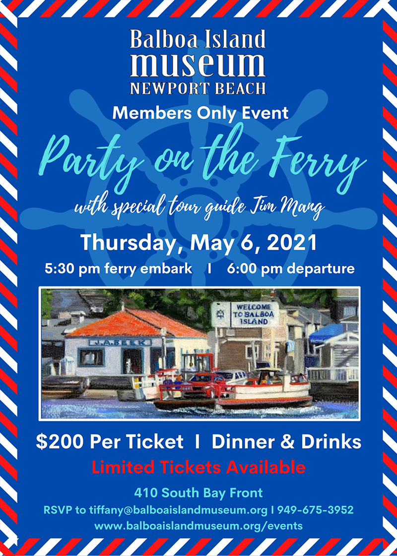 Ferry Party May 6 2021